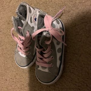 Like new Toddler Converse
